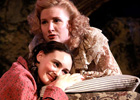 Rebecca Mozo as Cassandra and Nisi Sturgis as Rose