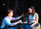 Rebecca Mozo as Cassandra and Pressly Coker as Stephen.