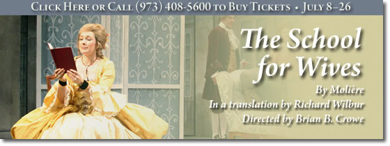 The Little Foxes. For more information call 973-408-5600.